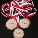 Trofea sportowe - medale
